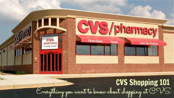 cvs shopping 101