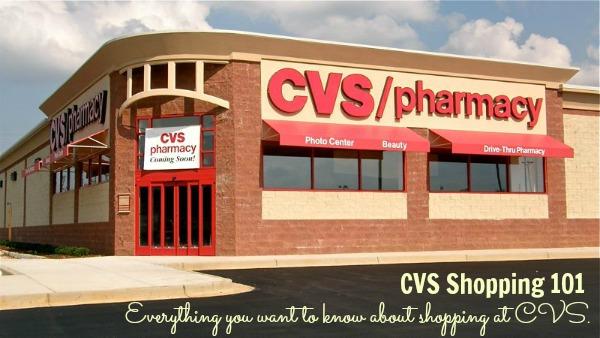 Cvs Pharmacy Coupons >> CVS Shopping 101