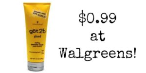 Walgreens: Got2B Products Only $0.99!