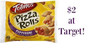 Target: Totino's Pizza Rolls Only $2!