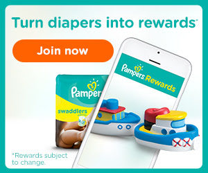 Join Pampers Rewards – Exclusive Coupons, Rewards and More!
