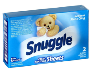 Walmart: Snuggle Fabric Softener Sheets as low as $0.84!