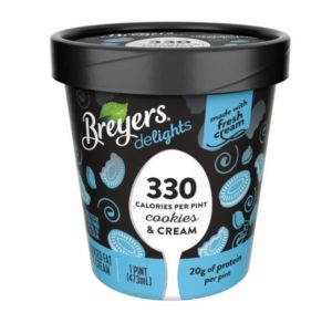 Kroger: Breyers Delights Ice Cream Only $2.49!