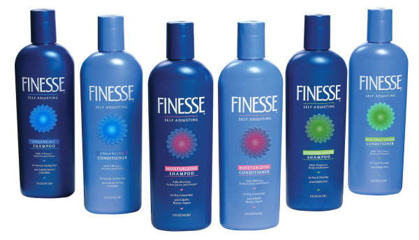Finesse Shampoo and Conditioner