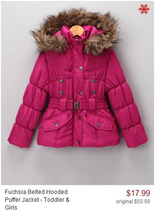 Dollhouse Girls & Toddler Winter Coats Starting at Just $17.99 {up ...