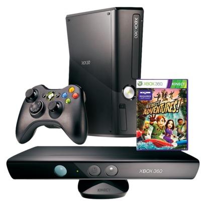 Xbox 360 4gb kinect bundle get a 80 target gift card become a coupon - Xbox 360 console kinect bundle ...