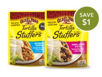 Homeland: $0.50 Old El Paso Tortilla Stuffers starting tomorrow (1/18)!
