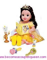 ***HOT DEAL*** at TRU on Disney Princess 20″ Singing & Storytelling Doll & Let's Rock Elmo w/Bonus Guitar
