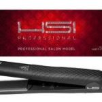 Professional Ceramic Flat Iron with Glove, Pouch and Travel Size Argan Oil Only $25.89 Shipped!