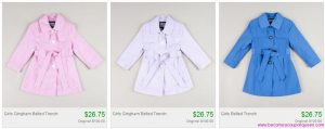 Rothschild Spring Coats up to 75% Off + FREE Shipping!