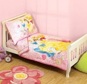 Kohl's – Disney Princess Castle Dreams 4-pc. Bedding Set Only $18.59 Shipped {was $55.00}!!!
