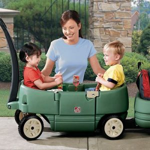 Get a Step2 2-person Wagon for $45.38 {reg. $79.99} After Sales, Coupon Codes and Kohl's Cash!