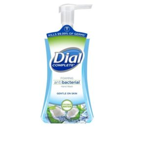 Kroger: Foaming Dial Hand Soap Only $1.00!