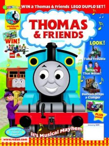 Thomas & Friends Magazine only $14.99 a year (50% off!)