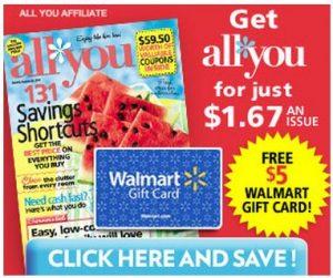 All You Magazine – $1.25 per Issue!!!!