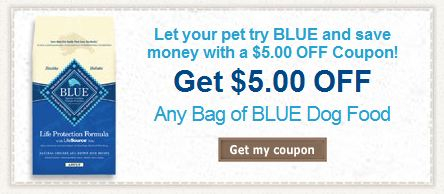 Blue Buffalo Coupons Printable