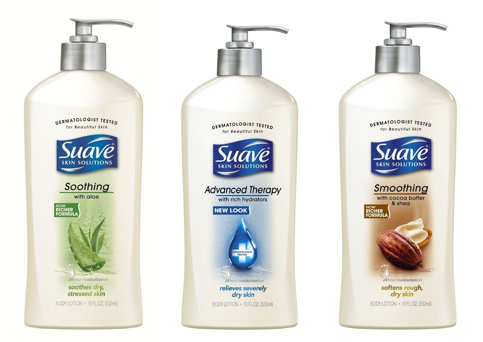 FREE Suave Lotion at Walmart!
