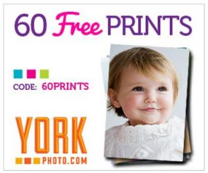 60 FREE Prints From YorkPhoto.com!
