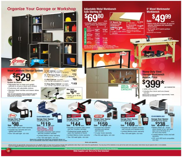 menard 39 s christmas catalog prices good through 12 2 become a coupon queen. Black Bedroom Furniture Sets. Home Design Ideas