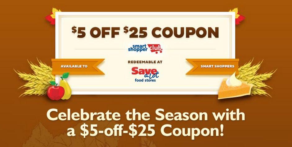 5 coupon save a lot