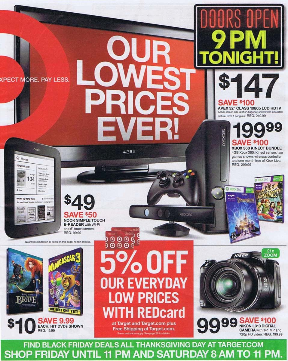 Email coupons for target
