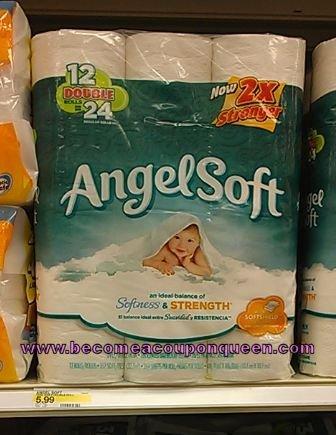angel soft target deal