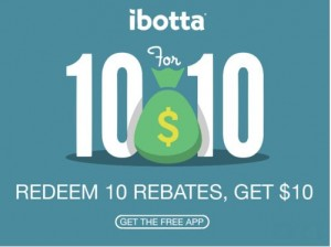 Ibotta – Have You Signed Up Yet? Earn a $10 Bonus Right Now!