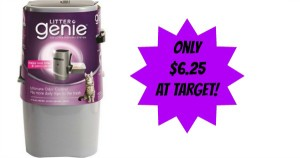 Target: Litter Genie Disposal System Only $6.25!