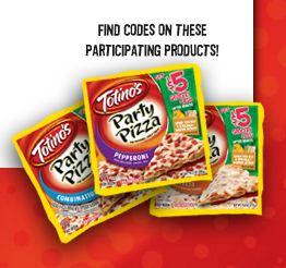 $5 Totino's Party Pizza Rebate