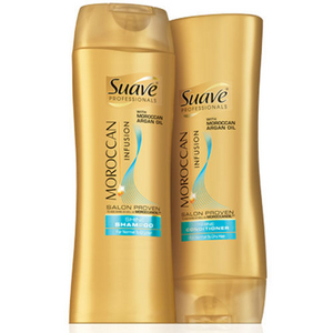 Target: Suave Professionals Shampoo and Conditioner Only $0.74!