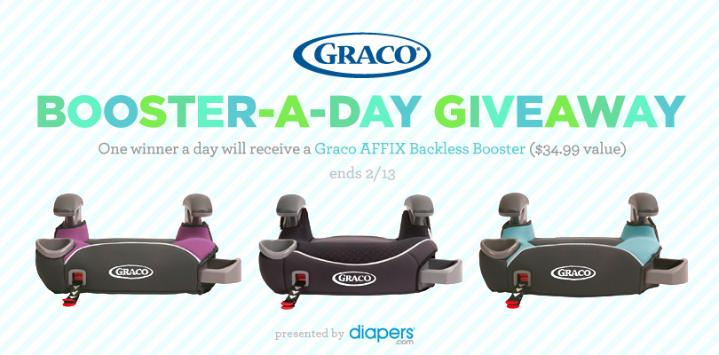 booster a day giveaway