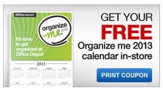 FREE Coupon Calendar for Teach...