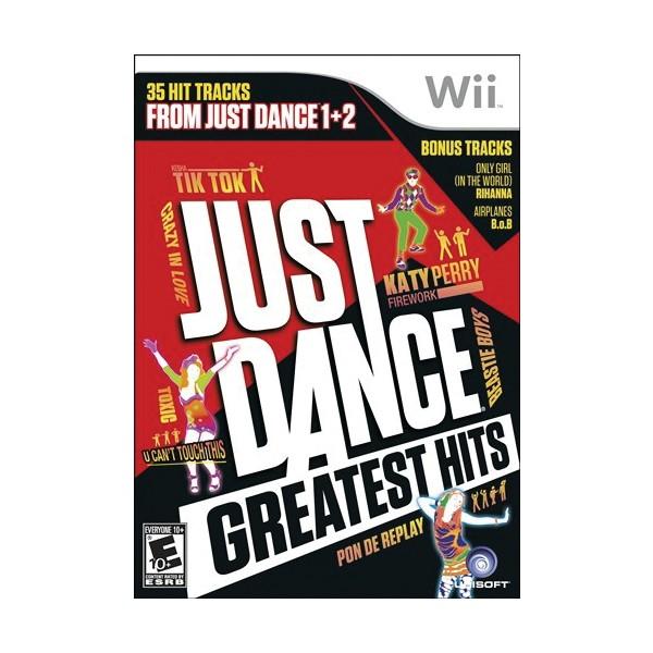 just dance greatest