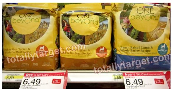purina one target deal