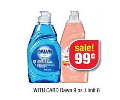 Dawn Dish Soap Coupon   $0.49 at CVS This Week!