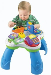 Amazon: Fisher Price Laugh and Learn Musical Table Only $21.49 (reg. $54.99)!