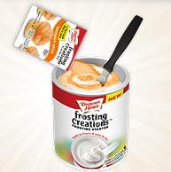 frosting creations