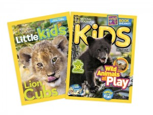 National Geographic Kids 1-Year Subscription $14.95!