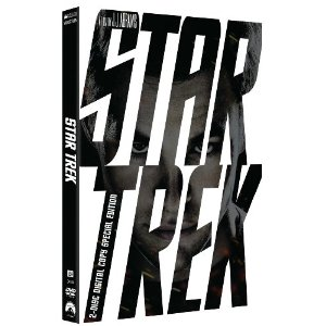 Amazon: Star Trek DVD Two-Disc Edition Only $3.50 (reg. $34.98)