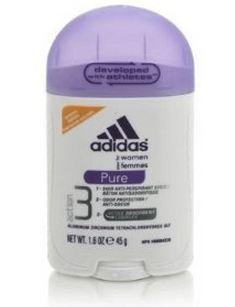 free adidas travel size deodorant