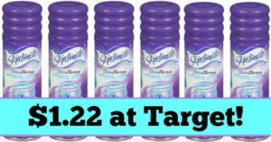 Skintimate Shave Gel $1.22 at Target!