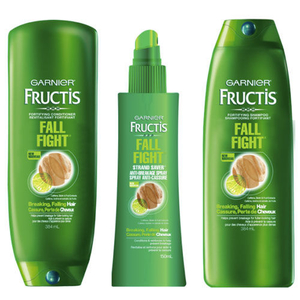 garnier fructis hair care