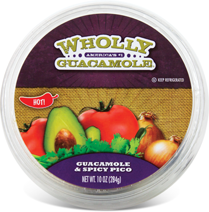 wholly guacamole 10 ounce