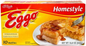 Meijer: Kellogg's Eggo Waffles and Pancakes as low as $0.89!
