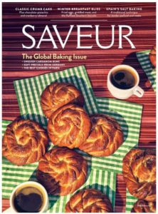 Saveur Magazine Subscription – $4.95/yr (74% off)