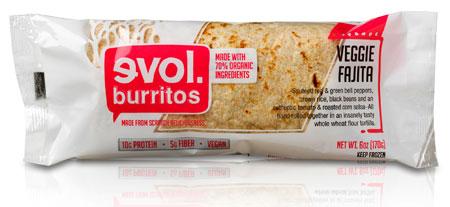 evol burrito
