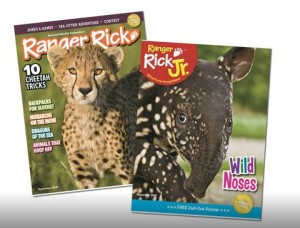 Ranger Rick Magazine Subscription Only $11.50/Year!