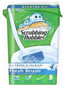 scrubbing bubbles fresh brush