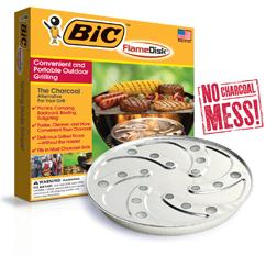 bic flame disk