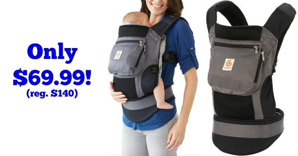 Hot Ergo Baby Carriers Only 69 99 Reg Price 140
